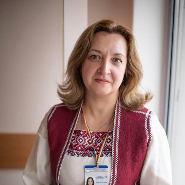 Irina Popa – President