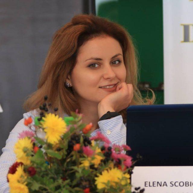Scobioala Elena